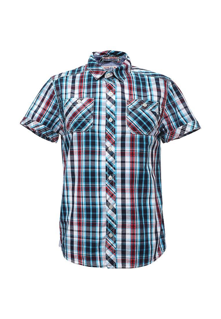 Рубашка с коротким рукавом MeZaGuz CREON