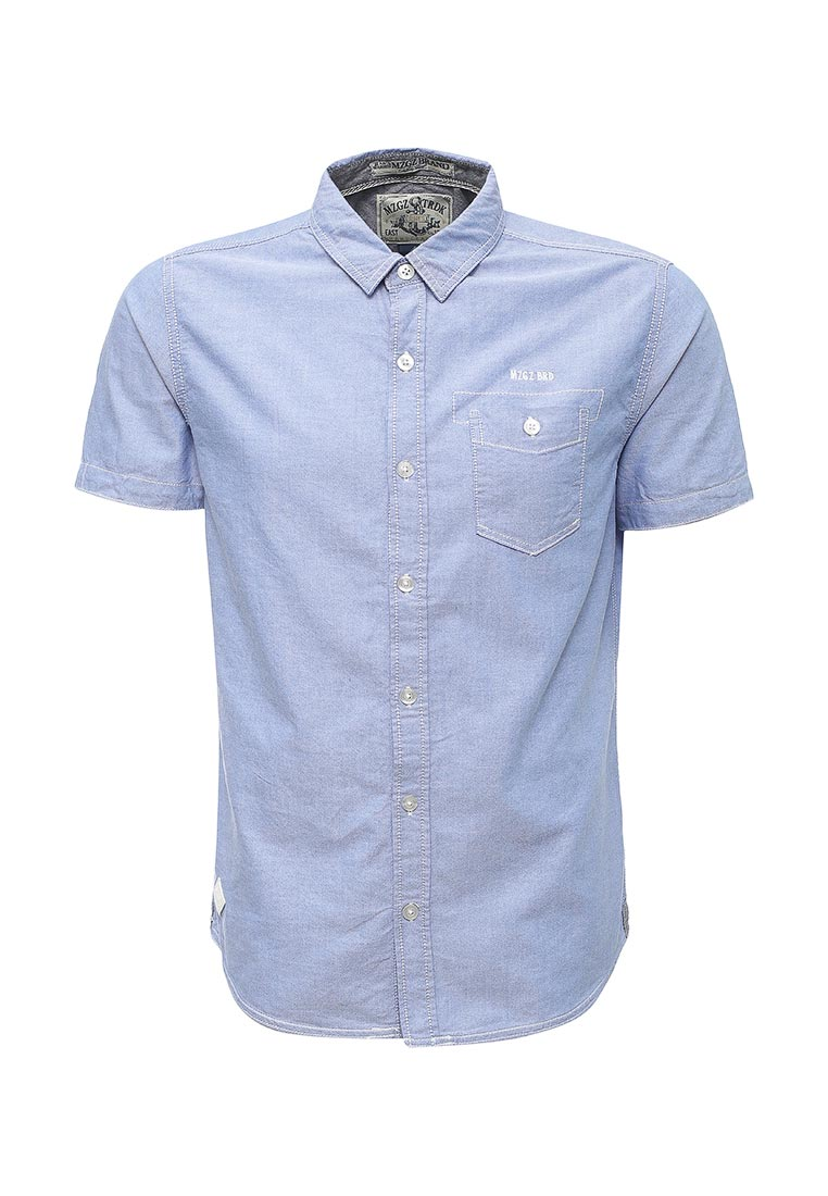 Рубашка с коротким рукавом MeZaGuz CROFT
