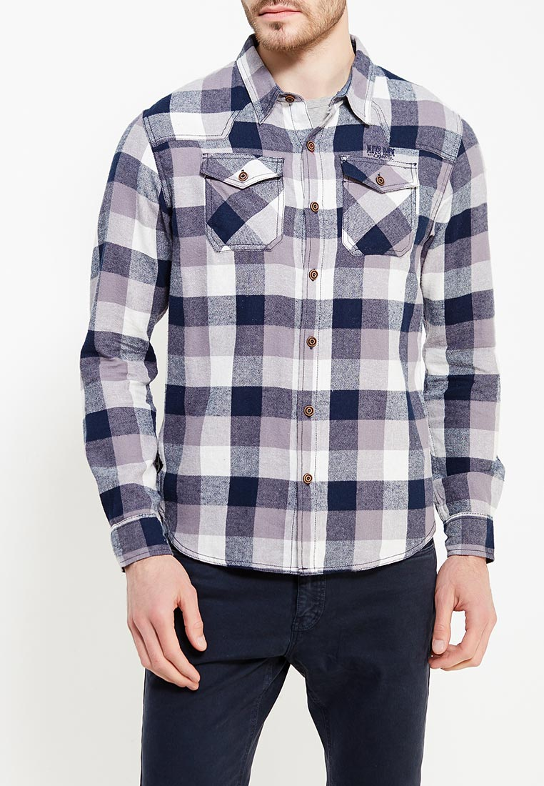 Рубашка с длинным рукавом MeZaGuz DIALOG