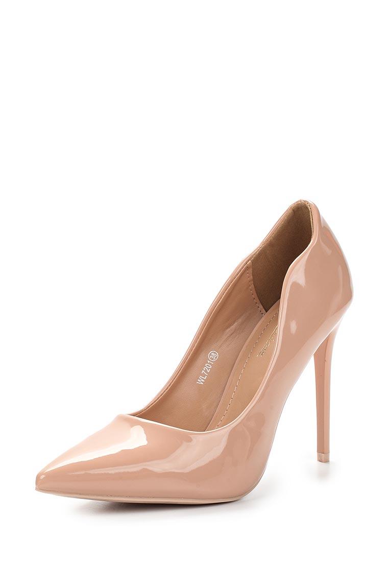 Женские туфли Mellisa F33-WL7201