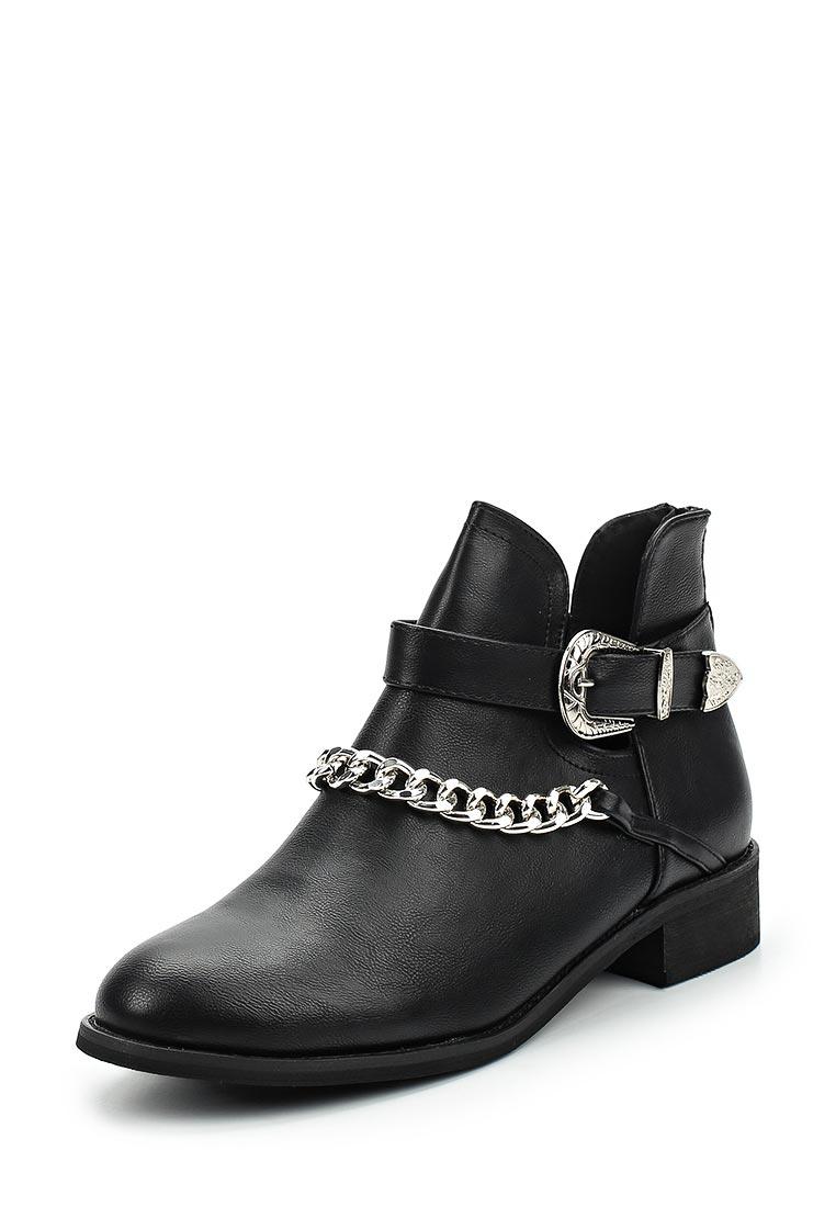 Женские ботинки Mellisa F33-YB0263