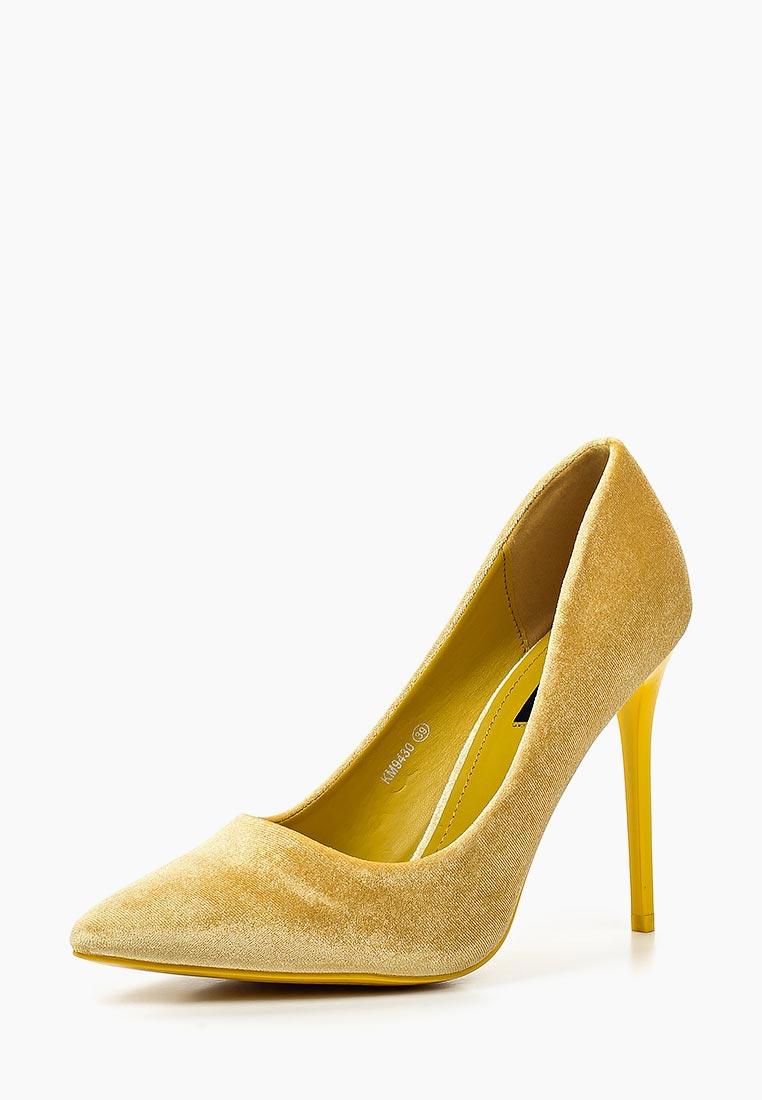 Женские туфли Mellisa F33-KM9430