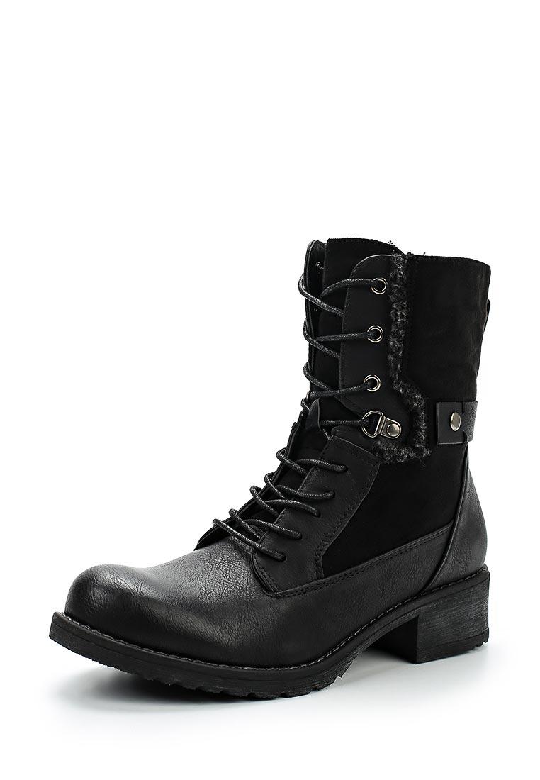Женские ботинки Mellisa F33-GP8607