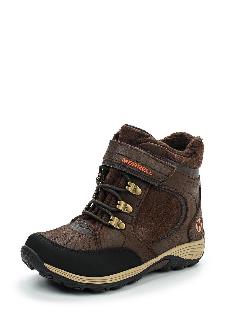 Ботинки для мальчиков Merrell MC53656