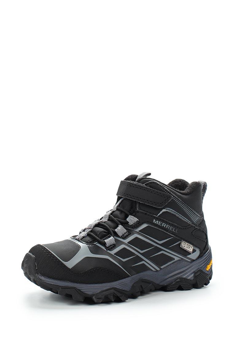 Ботинки для мальчиков Merrell MC57396