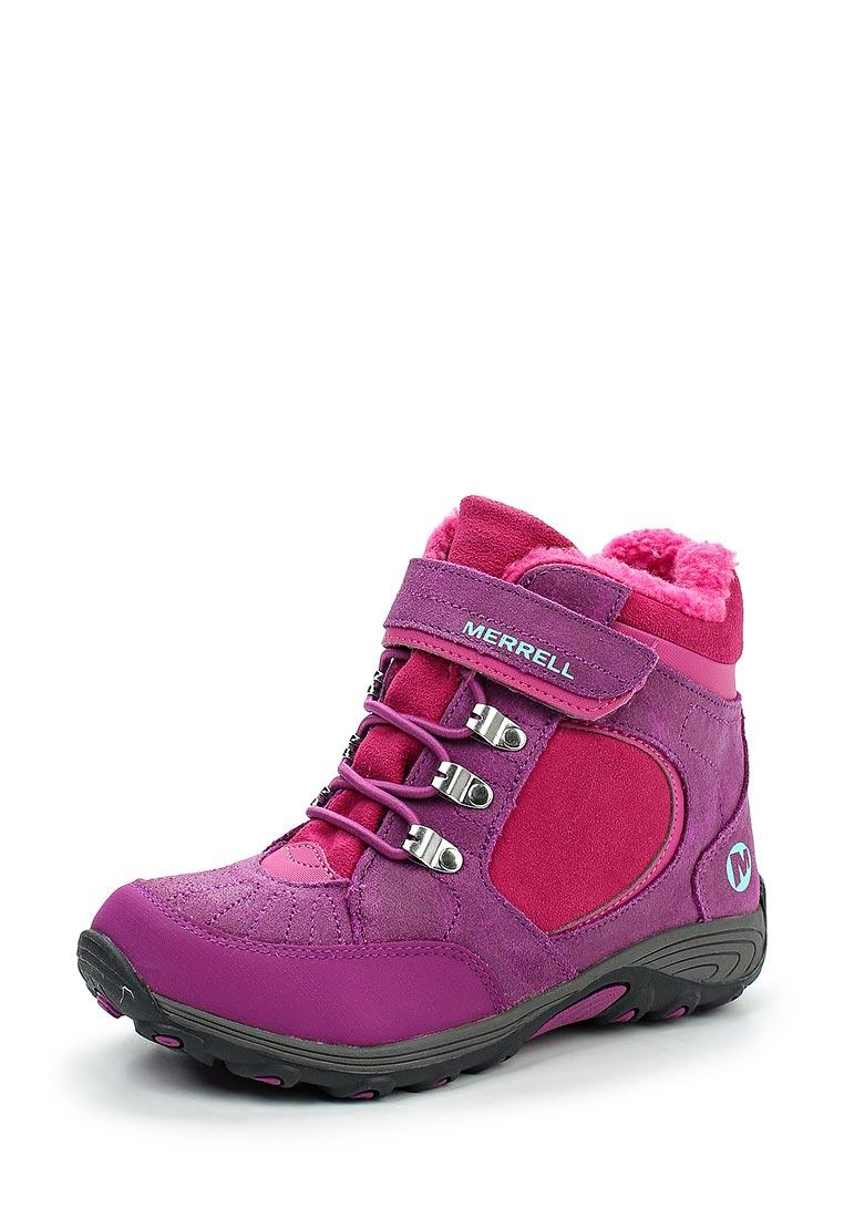 Ботинки для девочек Merrell MC56268