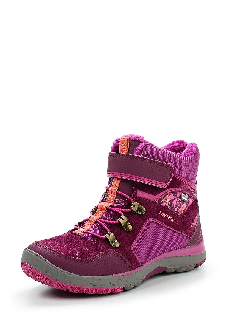 Ботинки для девочек Merrell MC57099