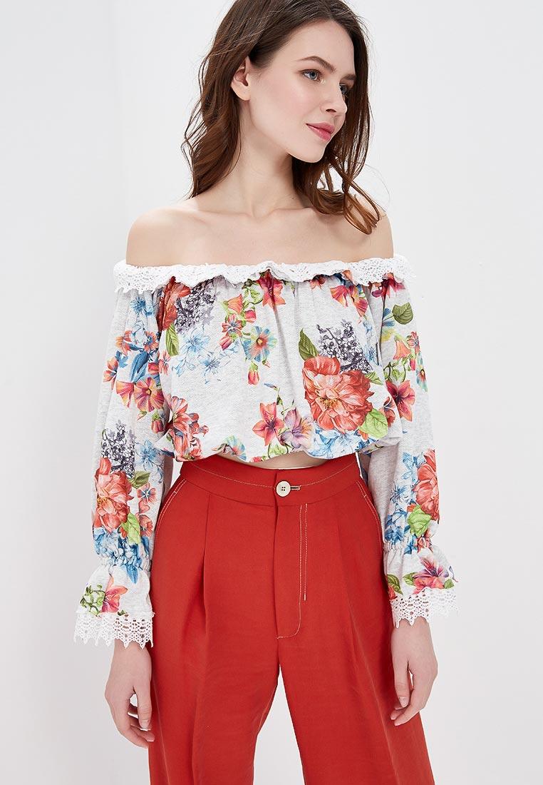 Блуза Met 10DFL0308