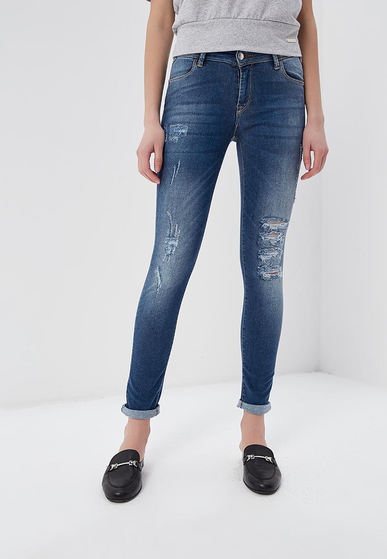 Зауженные джинсы Met 10DB50366