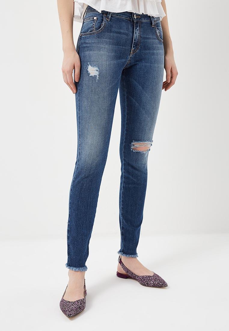 Зауженные джинсы Met 10DB50378
