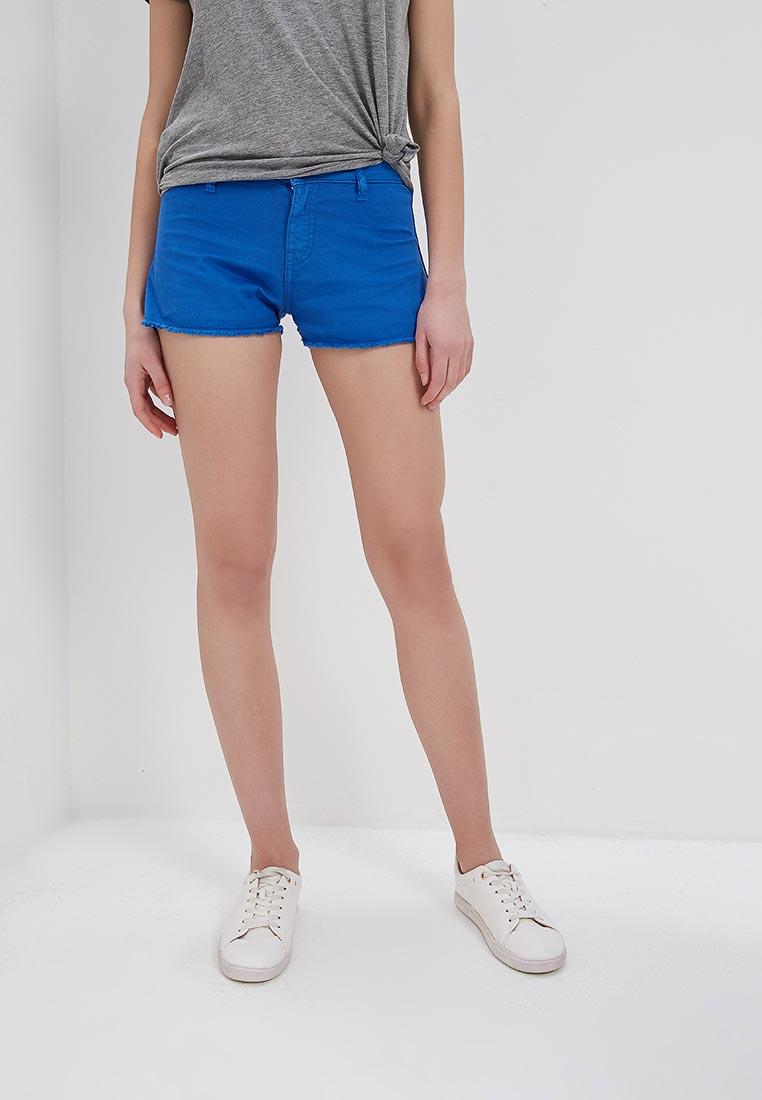 Женские джинсовые шорты Met 10DBC0273
