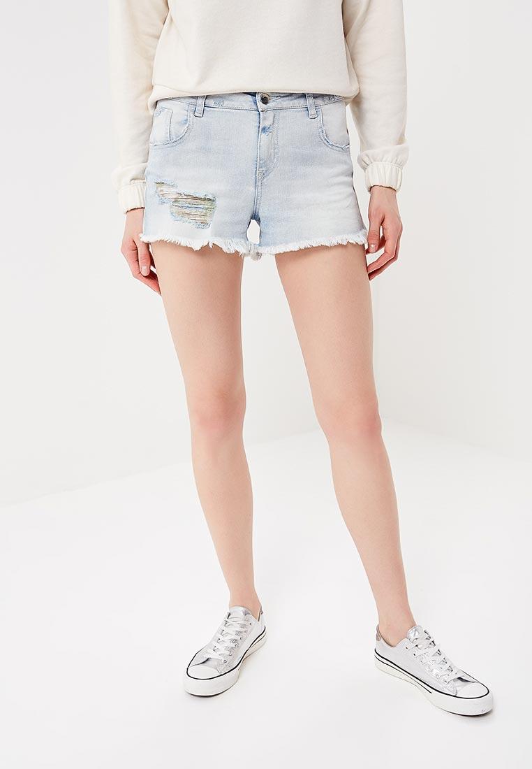 Женские джинсовые шорты Met 10DBC0276