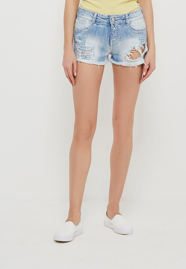 Женские джинсовые шорты Met 10DBC0277