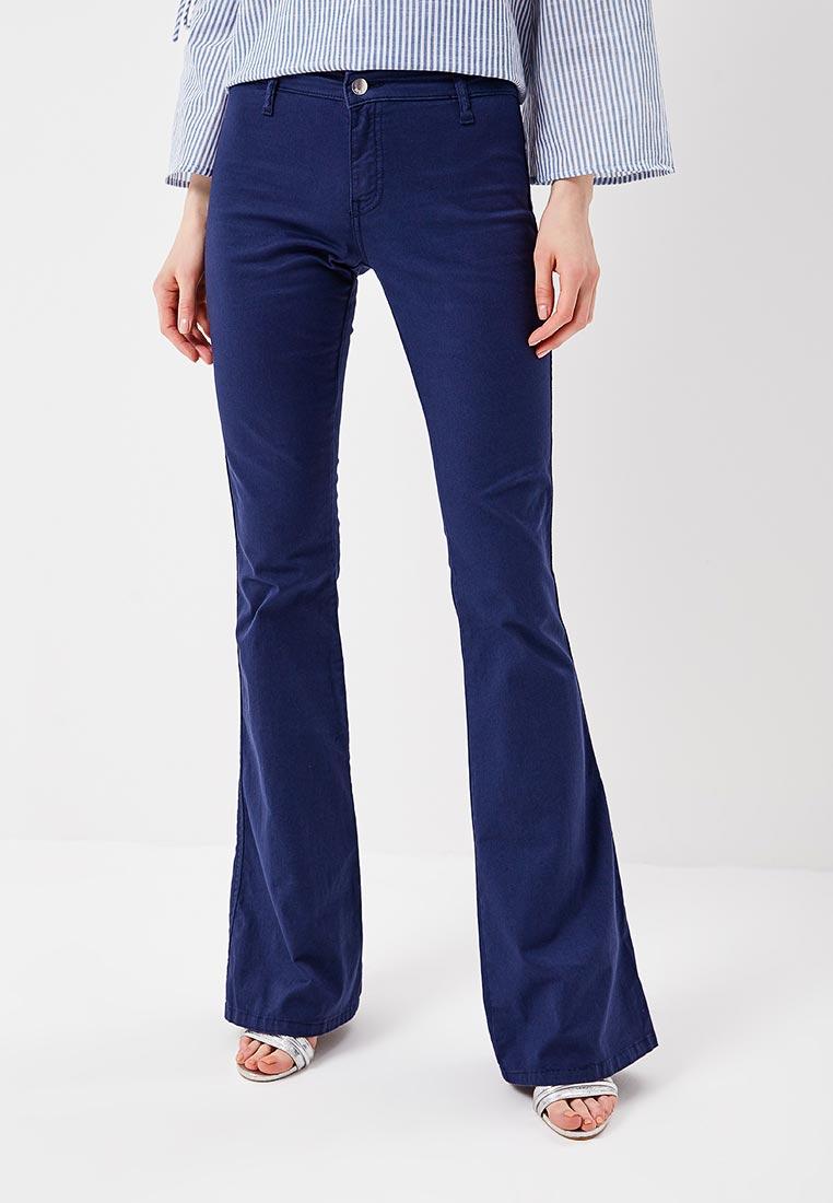 Широкие и расклешенные джинсы Met 10DBF1010