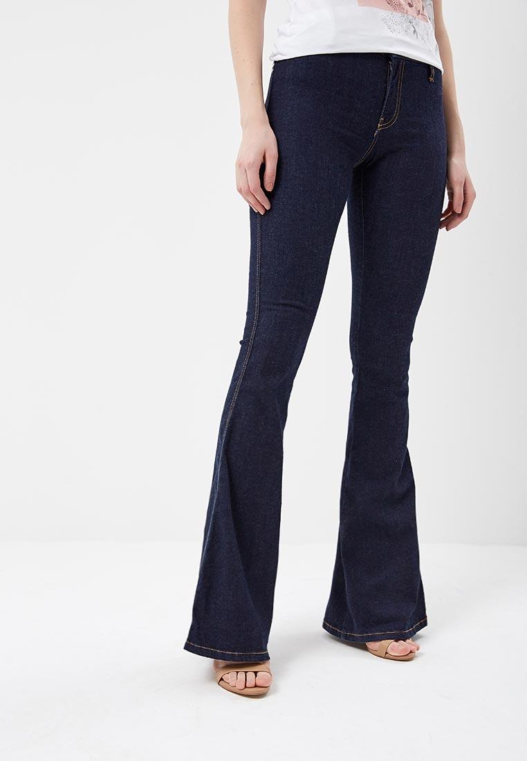 Широкие и расклешенные джинсы Met 10DBF1017