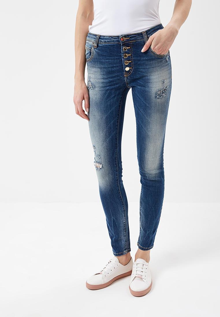 Зауженные джинсы Met 10DBF1022