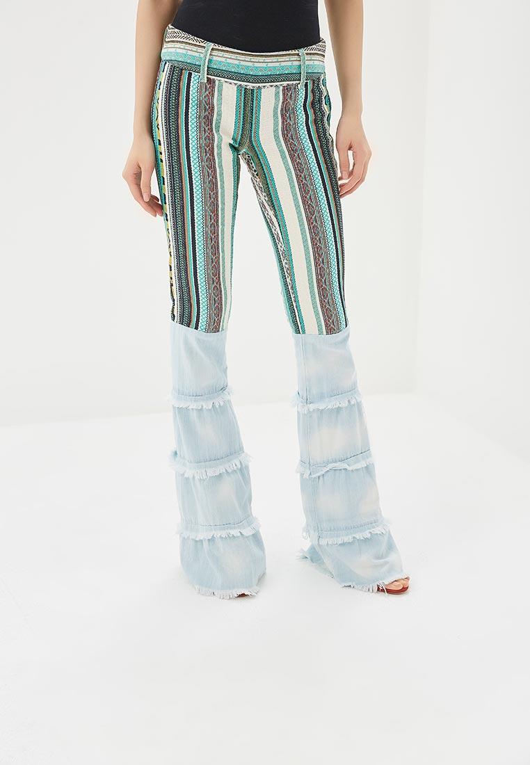 Женские широкие и расклешенные брюки Met 10DBF1030