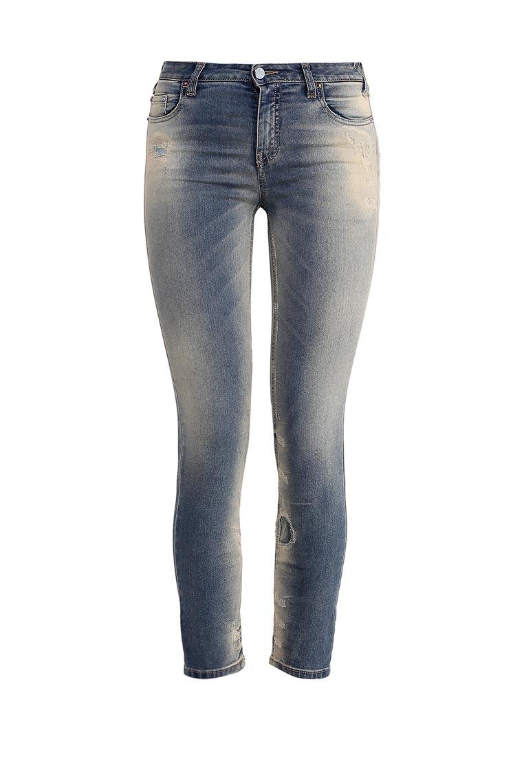 Зауженные джинсы Met 10DB50255