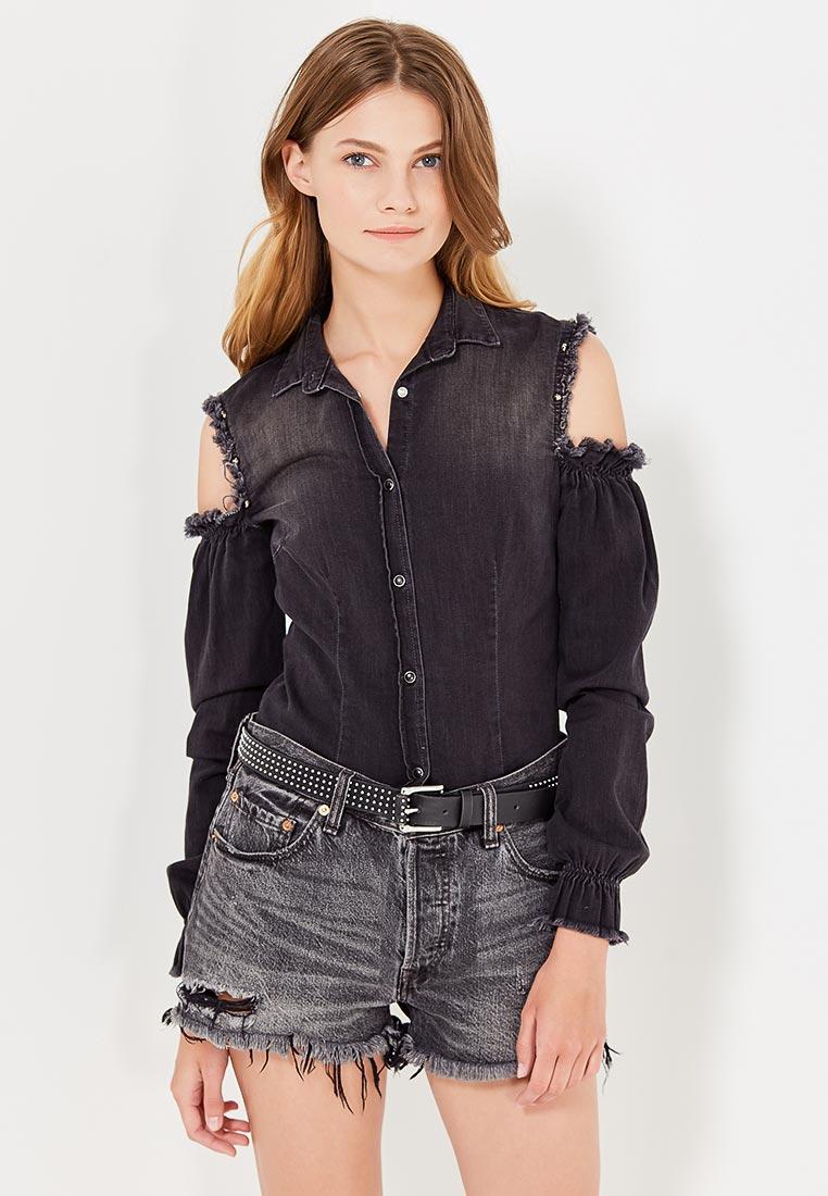 Женские джинсовые рубашки MET 10DCL0208