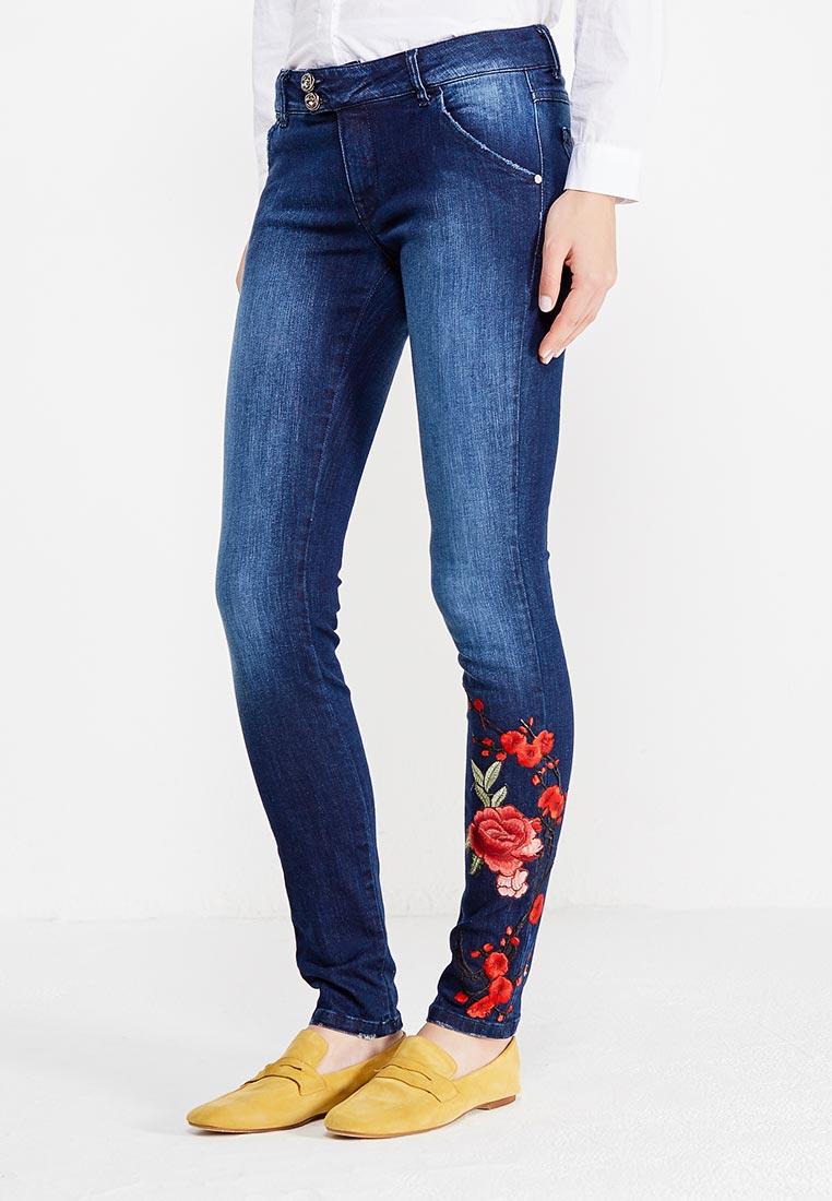 Зауженные джинсы Met 10DBF0598