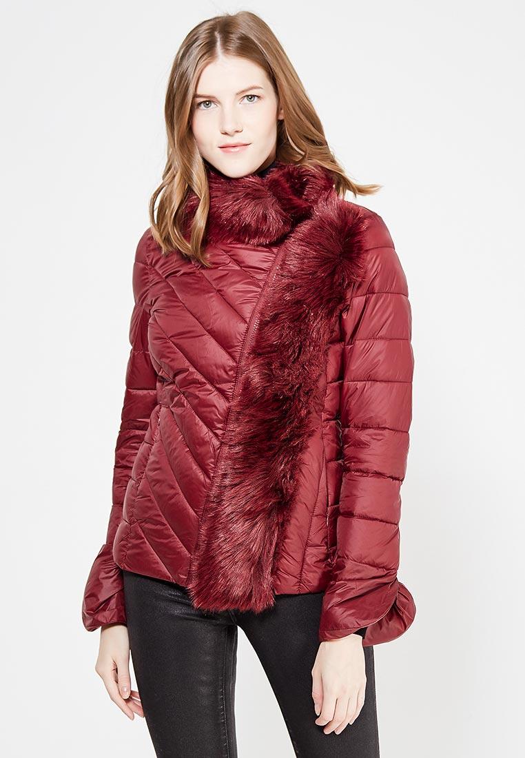 Женская Бордовая Куртка Купить
