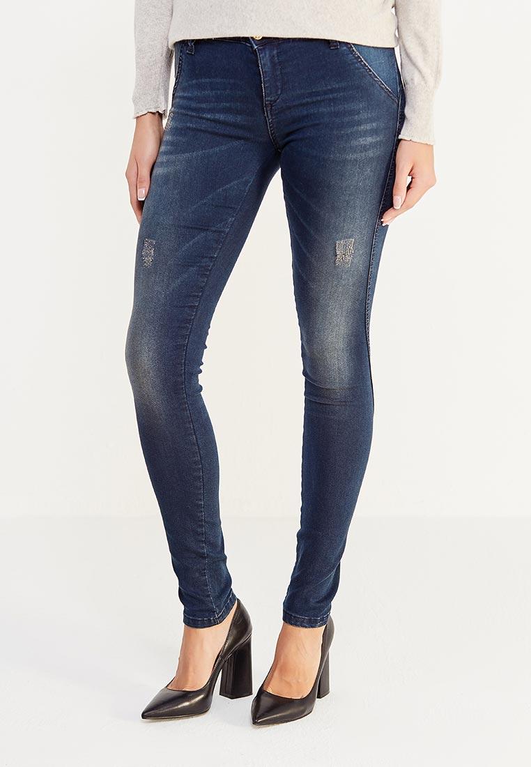 Зауженные джинсы Met X-AURA D1143 E122