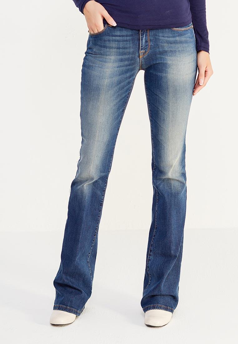 Широкие и расклешенные джинсы Met X-COLUMBIA NEW D1155 E47