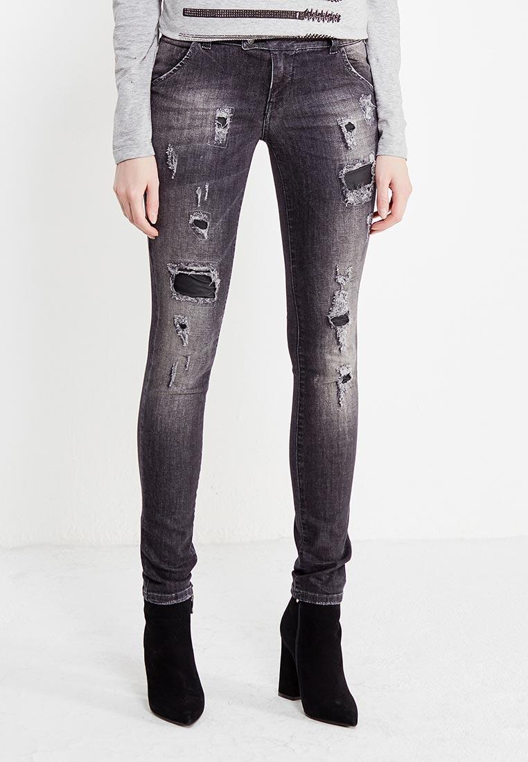 Зауженные джинсы Met X-H-K-FIT D1052 A1262