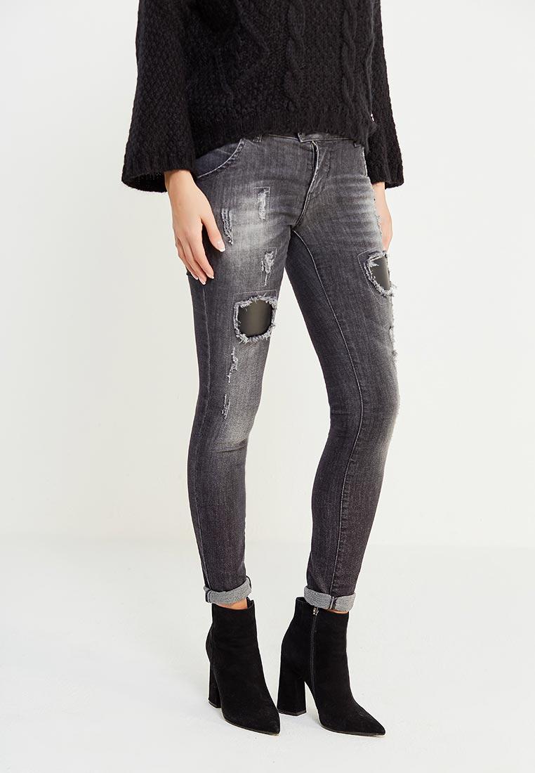 Зауженные джинсы Met X-H-K-FIT D1052 E122
