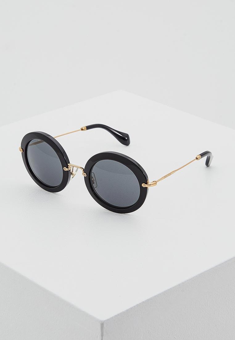 Женские солнцезащитные очки Miu Miu 0MU 13NS