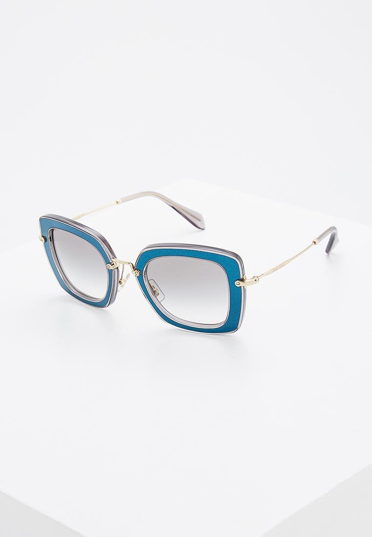 Женские солнцезащитные очки Miu Miu 0MU 07OS