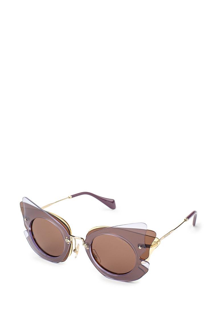 Женские солнцезащитные очки Miu Miu 0MU 02SS