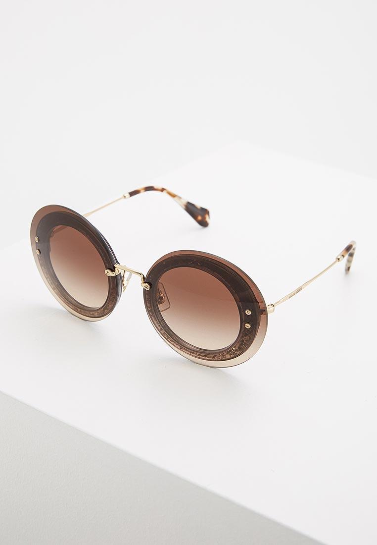 Женские солнцезащитные очки Miu Miu 0MU 10RS