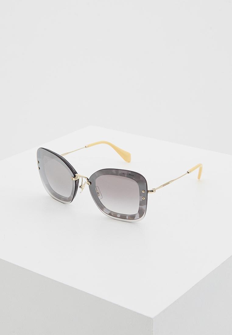 Женские солнцезащитные очки Miu Miu 0MU 02TS