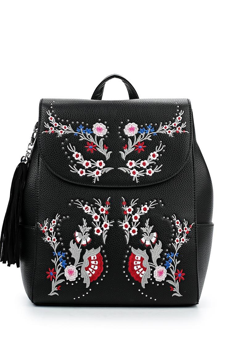 Городской рюкзак Miss Selfridge 49D41VBLK