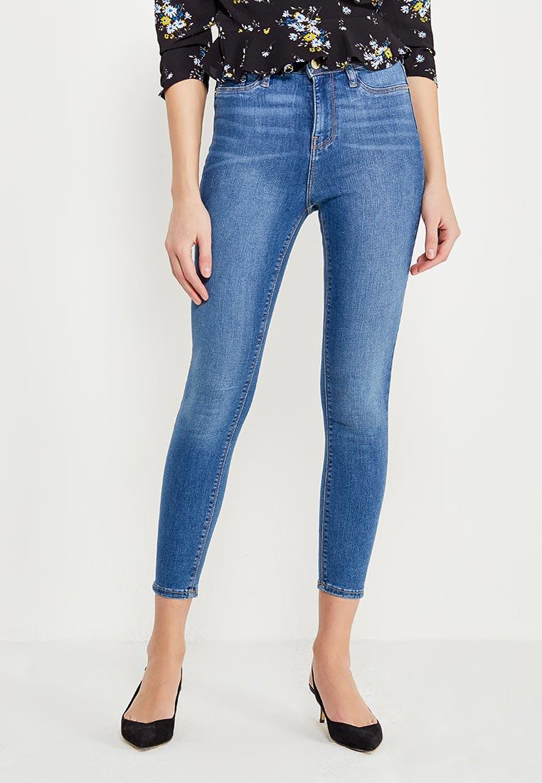 Зауженные джинсы Miss Selfridge 17J01WBLU