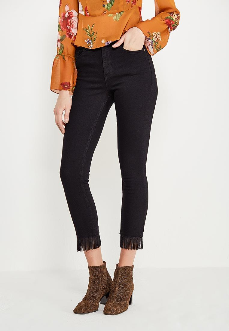 Зауженные джинсы Miss Selfridge 17J05WBLK