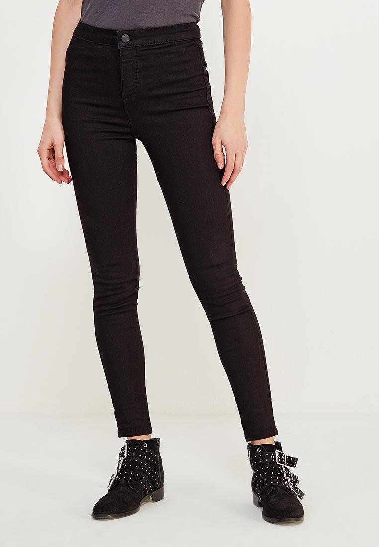 Зауженные джинсы Miss Selfridge 17J01WBLK