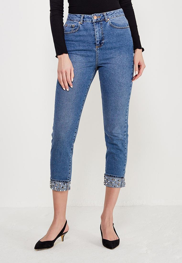 Зауженные джинсы Miss Selfridge 17J03WMDT