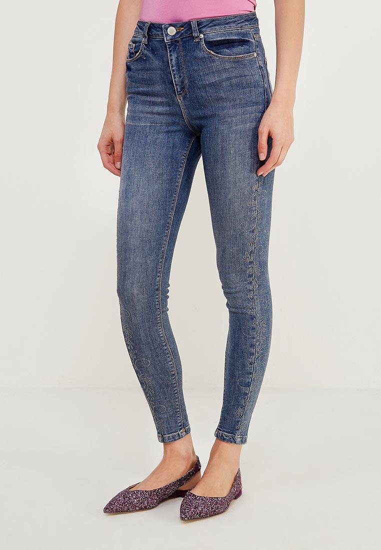 Зауженные джинсы Miss Selfridge 17J06WMDT