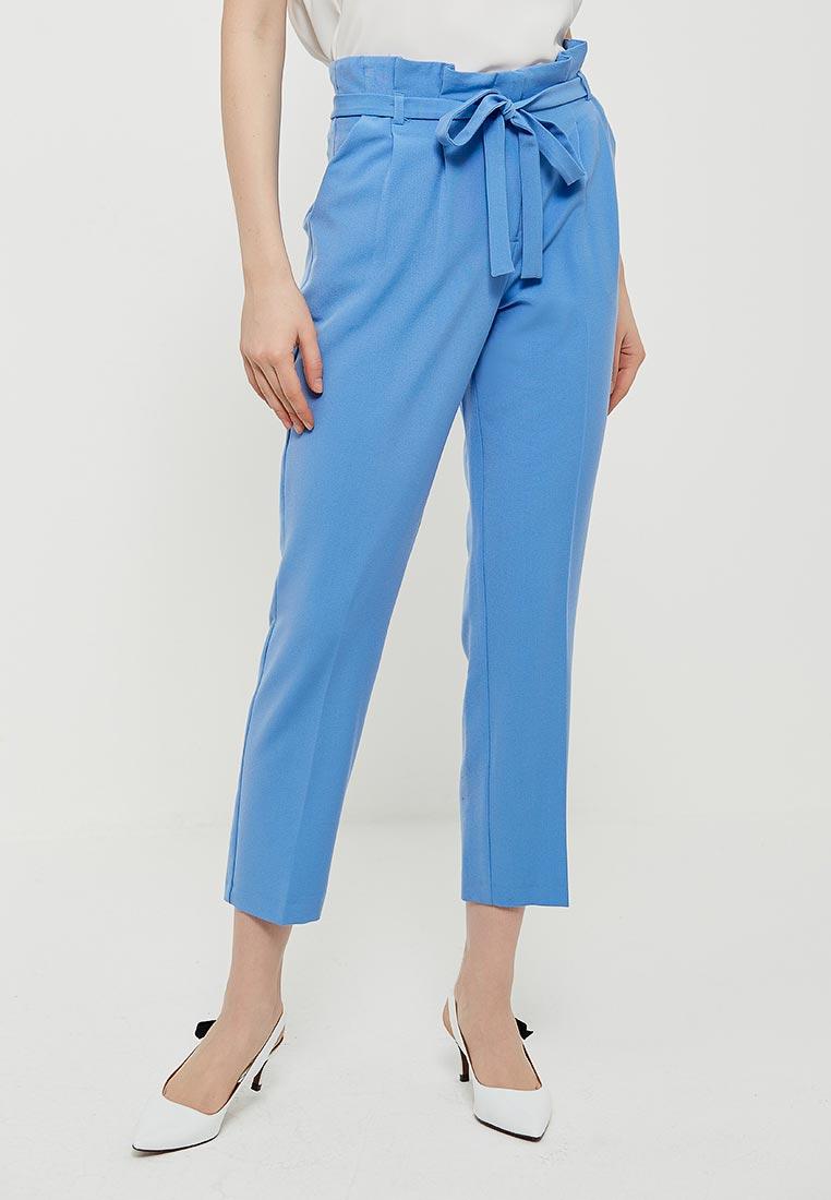 Женские зауженные брюки Miss Selfridge 43R02WBLU