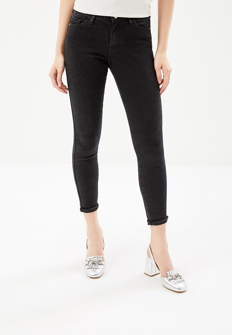 Зауженные джинсы Miss Selfridge 17J41VBLK