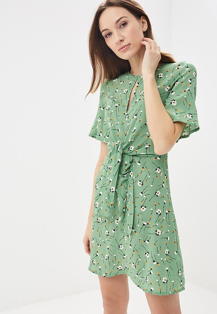 Платье Miss Selfridge 18S16WGRN