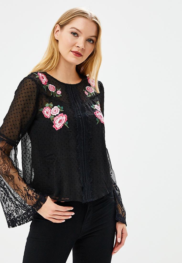 Блуза Miss Selfridge 15F85WBLK