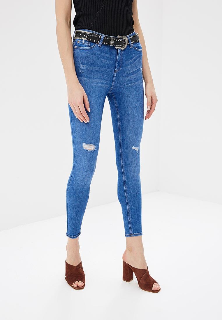Зауженные джинсы Miss Selfridge 17J27WBLU