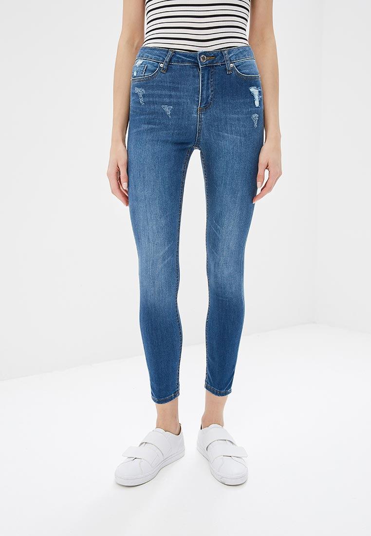 Зауженные джинсы Miss Selfridge 17J29WMDT
