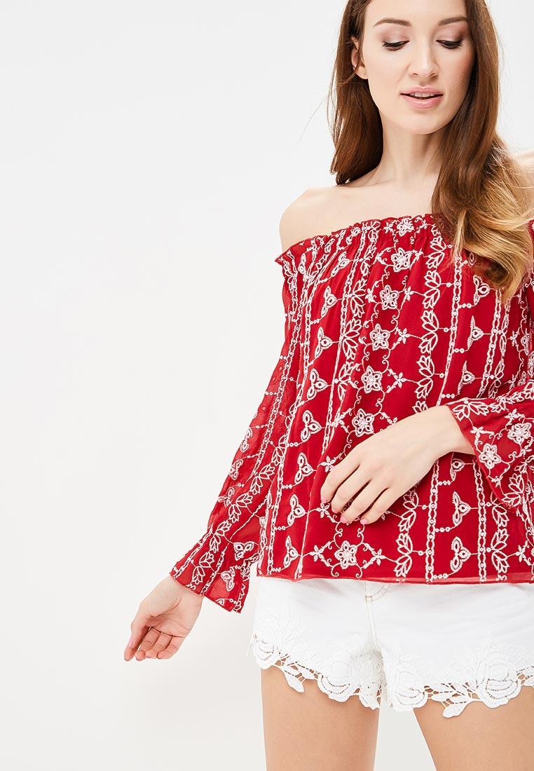 Блуза Miss Selfridge 15G13WRED