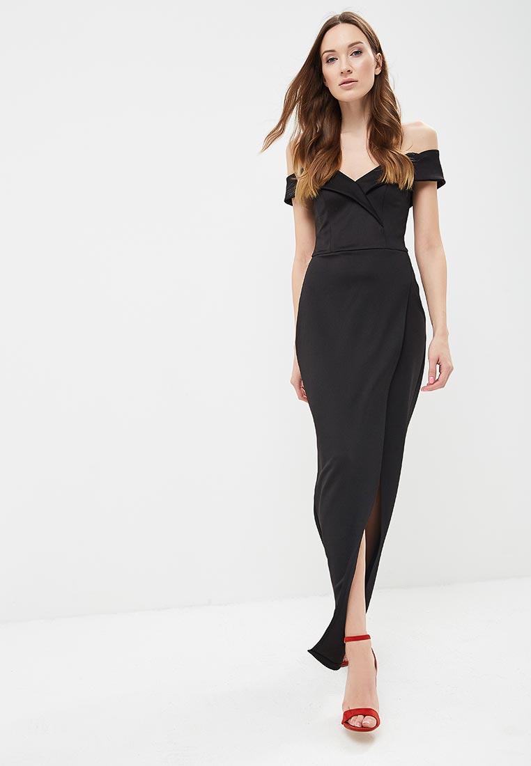 Вечернее / коктейльное платье Miss Selfridge 18D18WBLK