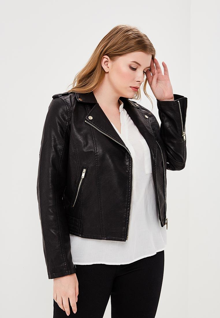Кожаная куртка Miss Selfridge 44P01WBLK