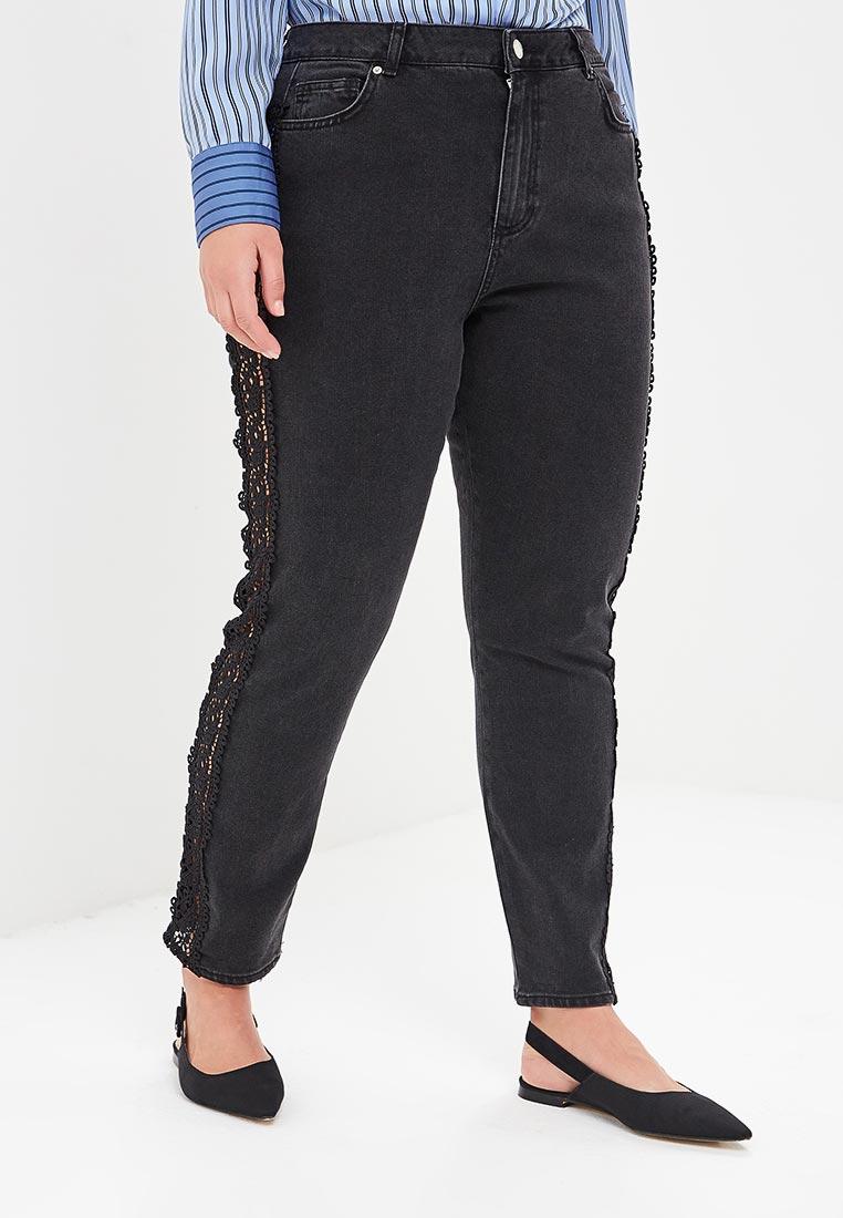 Зауженные джинсы Miss Selfridge 17A03WBLK